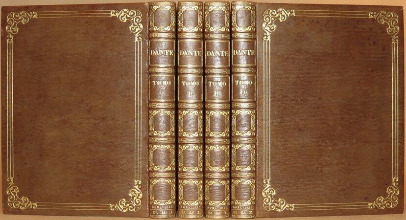 La Divina Commedia (The Divine Comedy). by DANTE Alighieri