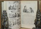 Another image of George Cruikshank's Table-Book. by A'BECKETT, Gilbert Abbott (editor), CRUIKSHANK, George (Illustrator)