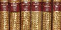 Another image of T. Livii Patavini Historiarum Libri Qui Supersunt Omnes et Deperditorum Fragmenta. by LIVY (Titus Livius Patavinus)
