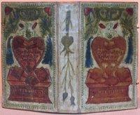 Swenska Psalmboken (Bound with) Evangelii – Boken. by PSALMS