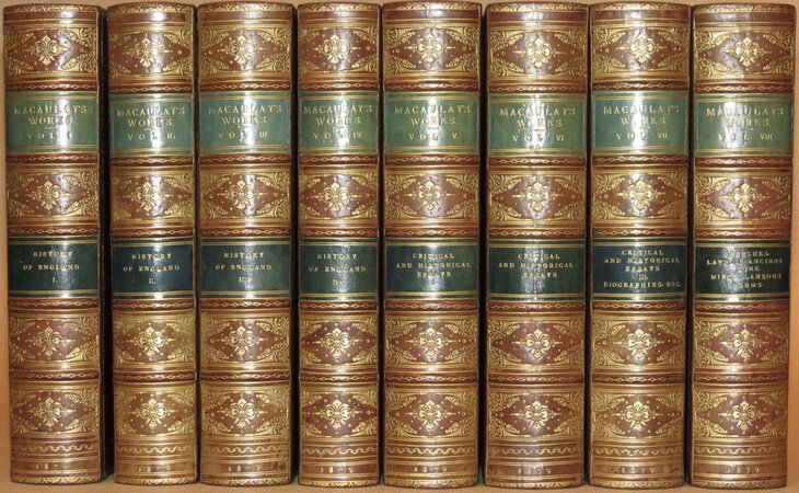 The Works of Lord Macaulay. by MACAULAY, Lord
