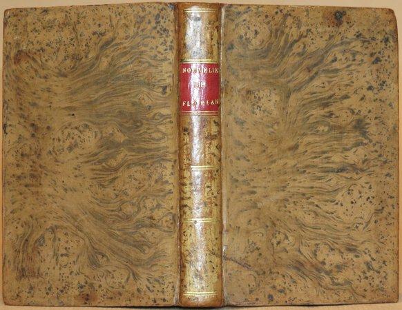 Les Six Nouvelles. by FLORIAN, Jean-Pierre Claris de