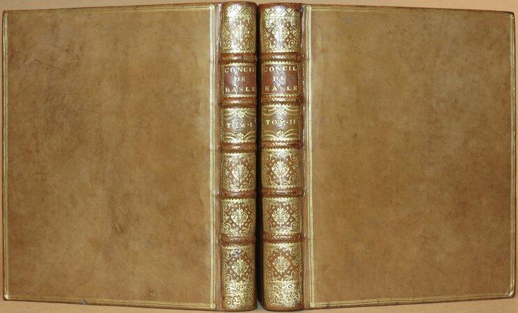 Histoire de la Guerre des Hussites et du Concile de Basle. by LENFANT, Jaques