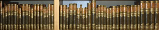 Another image of Politics for the People; Saint's Tragedy; Twenty-five Village Sermons; Alton Locke, Tailor and Poet, 2vols.; Yeast; Phaeton; Sermons on the National Subjects; Hypatia; Alexandria and her Schools; Sermons on National Subjects (2nd series); Westward Ho! 3 vols.; Sermons for the Times; Glaucus; Heroes, or Greek Fairy Tales; Two Years Ago, 3 vols.; Andromeda; Miscellanies, 2 vols.; Good News of God; Limits of Exact Science; Town and Country Sermons; Gospel of the Pentateuch; Water Babies; Roman and the Teuton; David, Four Sermons; Hereward the Wake, 2 vols.; Ancient Regime; Water of Life; Discipline; Madame How and Why; The Hermits; At Last, 2 vols.; Town Geology; Prose Idylls; Health and Education; Lectures delivered in America in 1874-1875; Charles Kingsley, his Letters, and Memoirs of his Life, 2vols.; South by West or Winter in the Rocky Mountains and Spring in Mexico; Westminster Sermons. by KINGSLEY, Charles