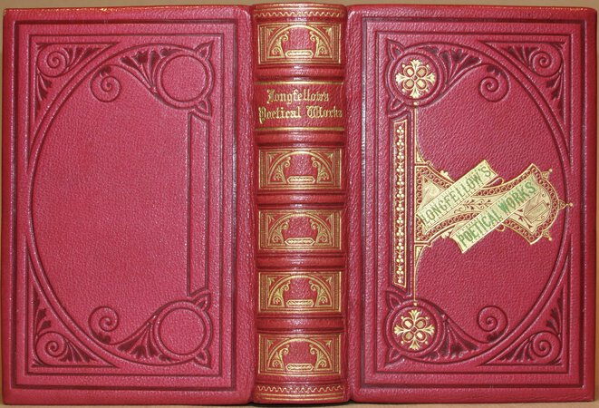 The Poetical Works. by LONGFELLOW, Henry Wadsworth