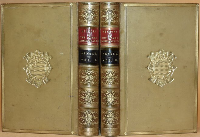 History of the later Roman Commonwealth. by ARNOLD, Thomas
