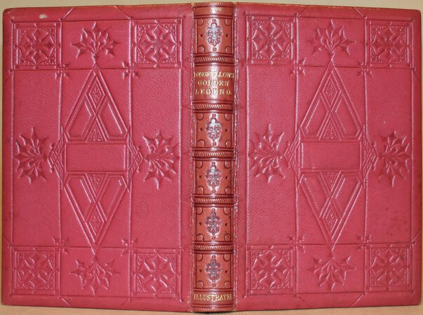 The Golden Legend. by LONGFELLOW, Henry Wadsworth