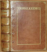 Of The Imitation of Christ. by A KEMPIS, Thomas