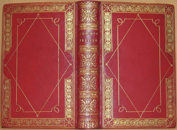 The Book of Common Prayer…….Together with The Psalter, or Psalms of David. by PRAYER