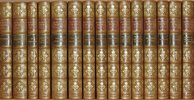 Another image of The Works of Lord Morley. Edition de Luxe. (Titles include: Oliver Cromwell; Voltaire; Rousseau; Diderot; Walpole & Burke). by MORLEY, Lord