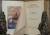Warships And Their Story. by FLETCHER, R. A.