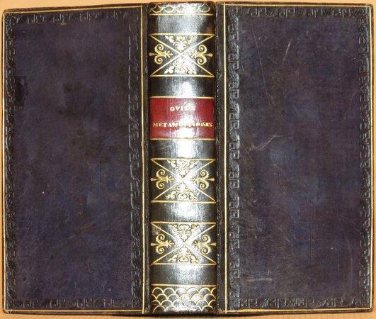 Metamorphoses. (In English). by OVID (Publius Ovidius Naso)