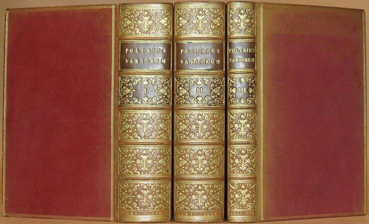 The Histories. (Historian at Sozomen/ Historion ta Sozomena). by POLYBIUS