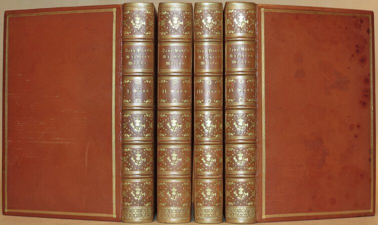 Jean Paul's sämmtliche Werke. by RICHTER, Jean Paul Friedrich
