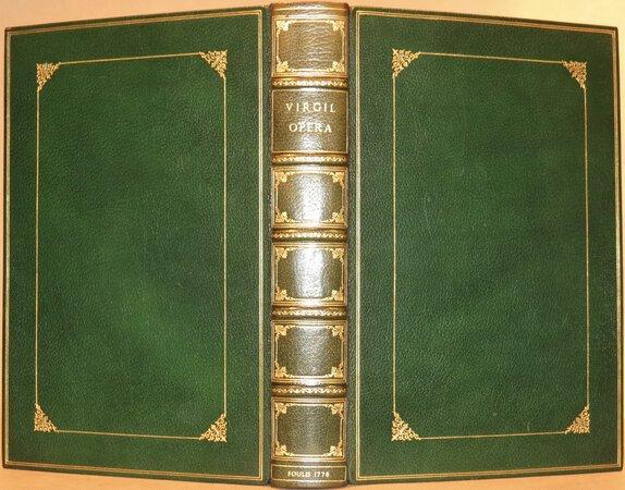 Publii Virgilii Maronis. Bucolica, Georgica, et Aeneis. by VIRGIL