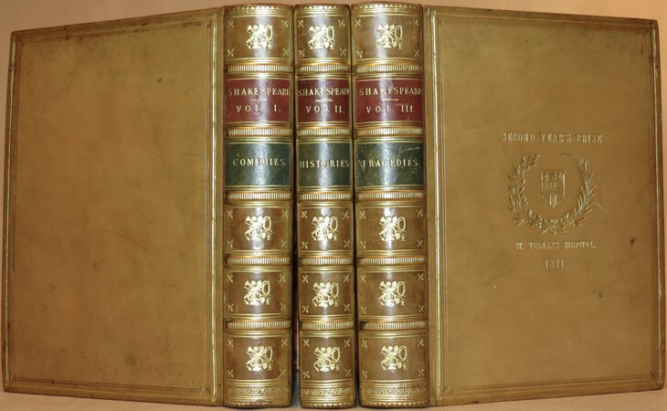 The Plays of Shakespeare. by SHAKESPEARE, William