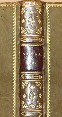 Atala; Indian Cottage; Idyls; and First Navigator. by CHATEAUBRIANT, M. De (François-René de Chateaubriand), SAINT-PIERRE, J.H.B., GESSNER, Solomon