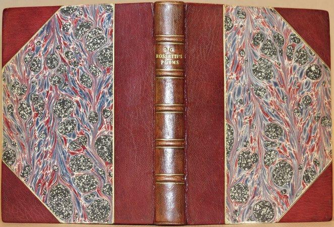 The Poems by ROSSETTI, Dante Gabriel