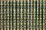 Gaboriau's Sensational Novels. (Comprising: The Slaves of Paris, 2 vols.; The Mystery of Orcival and Promise of Marriage; The Intrigues of a Poisoner and Captain Coutanceau; The Gilded Clique; Other People's Money; Lecoq, The Detective, 2 vols.; Dossier No.113; The Little Old Man of Batignoles, and other Stories; The Lerouge Case; The Catastrophe, 2 vols.; In Peril of his Life). by GABORIAU, Emile