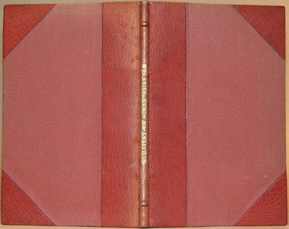 The Rubaiyat. by Omar Khayyam