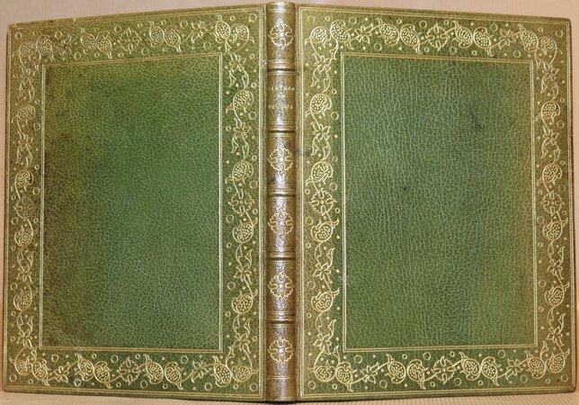 Sintram and his Companions. by LA MOTTE-FOUQUE, Friedrich Heinrich Karl de