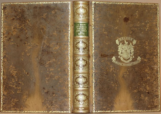 A Book of Verse for Boys and Girls. by SMITH, J.C. (Compiler)