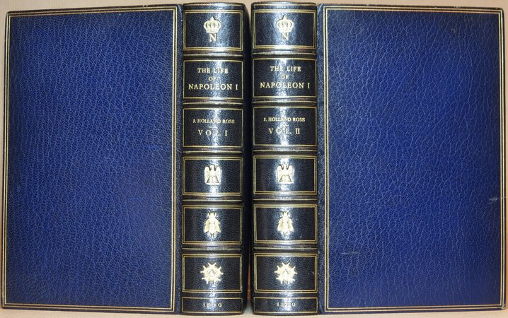 The Life of Napoleon I. by ROSE, John Holland