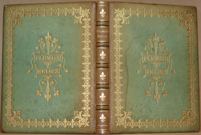 Flemish Relics; Architectural, Legendary, and Pictorial. by STEPHENS, Frederic G.