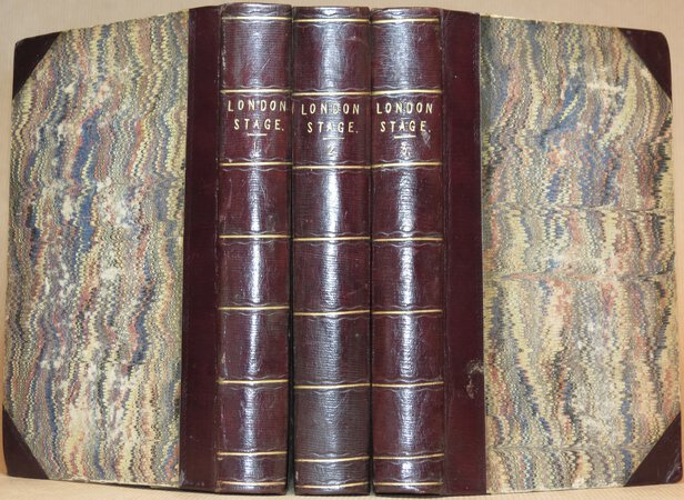 The London Stage; A Collection of the most reputed Tragedies, Operas, Melo-Dramas, Farces and Interludes. Accurately printed from acting copies, as performed at the Theatres Royal, and carefully collated and revised. by LONDON STAGE