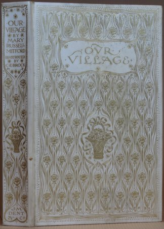 Our Village. by MITFORD, Mary Russell