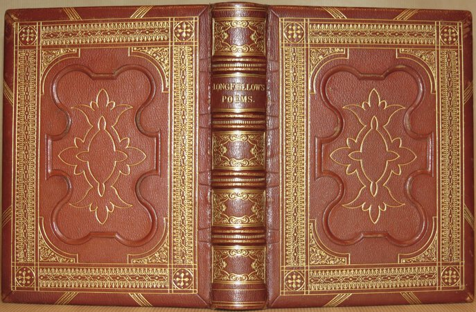 The Poetical Works of Henry Wadsworth Longfellow. by LONGFELLOW, Henry Wadsworth