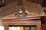 Another image of 'Temple of the Muses' Miniature Bookcase by LACKINGTON, James (proprietor)