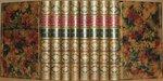 Histoire des Girondins, (uniformly bound with) Histoire de la Restauration. by LAMARTINE, Alphonse de
