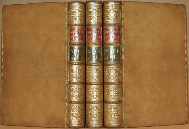 The Works in Verse and Prose of William Shenstone, Esq; by SHENSTONE, William