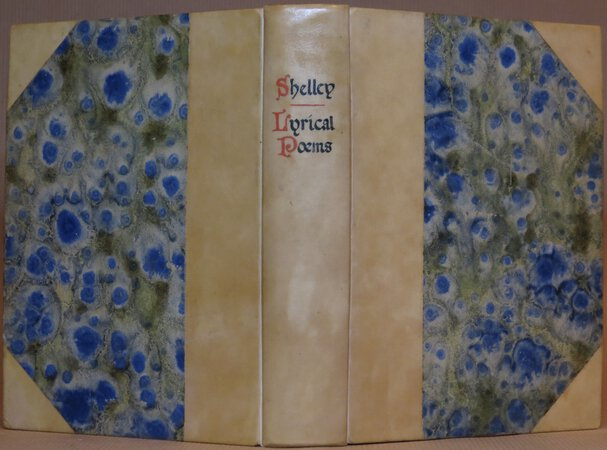 The Lyrical Poems and Translations of Percy Bysshe Shelley. by SHELLEY, Percy Bysshe