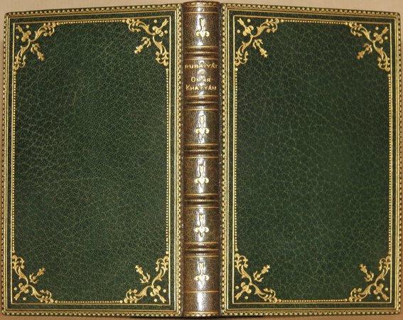 Rubaiyat of Omar Khayyam. by OMAR KHAYYAM