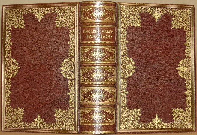 The Oxford Book of English Verse 1250-1900. by QUILLER-COUCH, A.T. (Chosen and edited by).