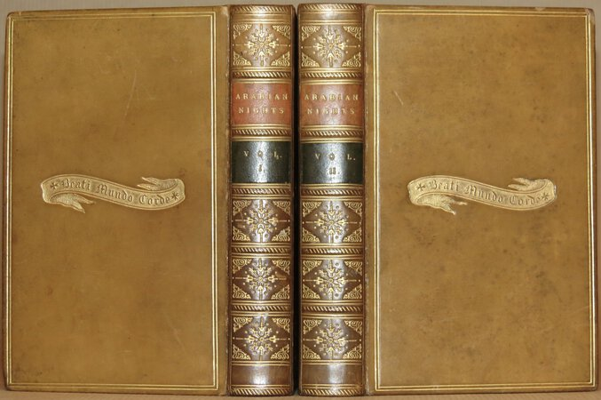Eastern Romance. Select Tales from the Arabian and other Sources. by BURNS, James (editor and publisher).