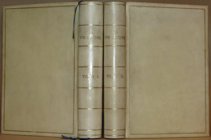 Introduction à la Vie Dévote. by SALES, Saint François De, Bernard