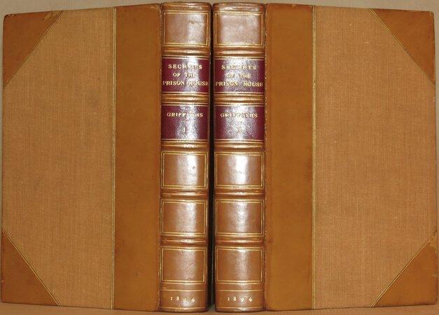 Secrets of the Prison House. by GRIFFITHS, Arthur