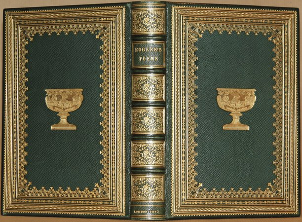 Poems of Samuel Rogers. by ROGERS, Samuel