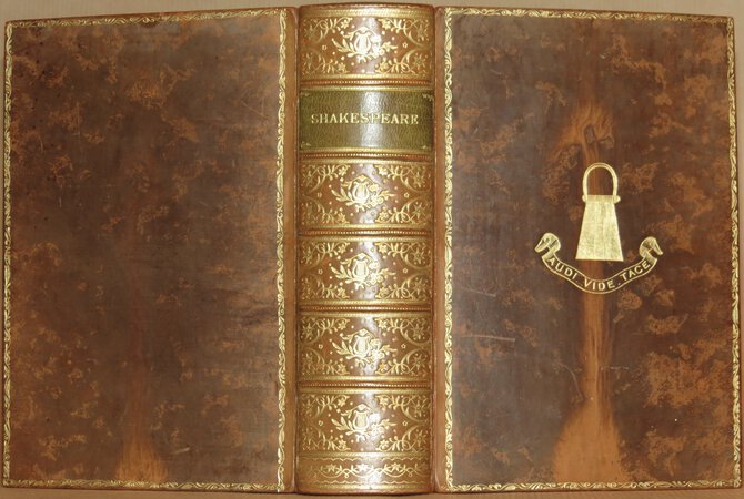 The Complete Works of William Shakespeare. by SHAKESPEARE, William