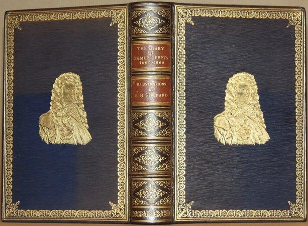 Everybody's Pepys. The Diary of Samuel Pepys 1660-1669. by PEPYS, Samuel