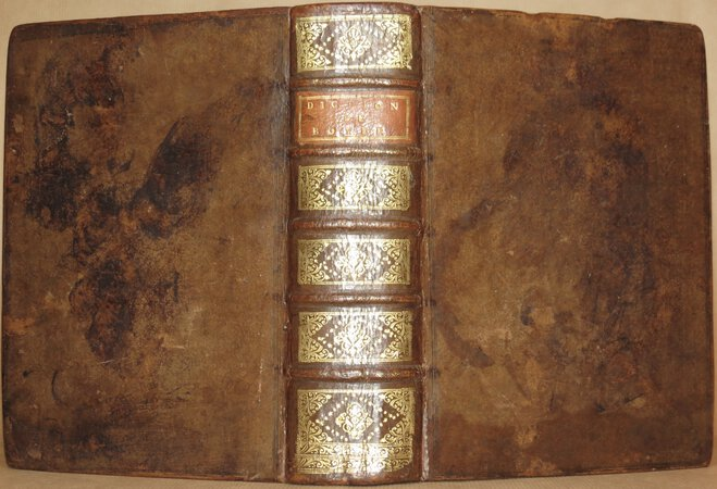 Dictionaire Royal, François-Anglois; et Anglois-François; Tiré des meilleurs Auteurs qui ont écrit dans ces deux langues. by Boyer, Abel.