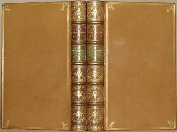 La Fontaine's Tales imitated in English Verse. by LA FONTAINE, Jean de