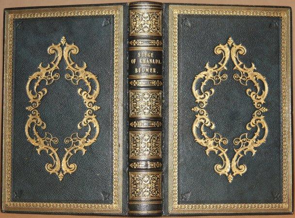 Leila; or, the Siege of Granada. by LYTTON, Edward Bulwer (Lord Lytton).