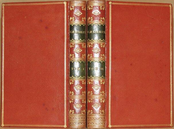 Commentariorum de Bello Gallico (Gallic Wars) by CAESAR, Julius