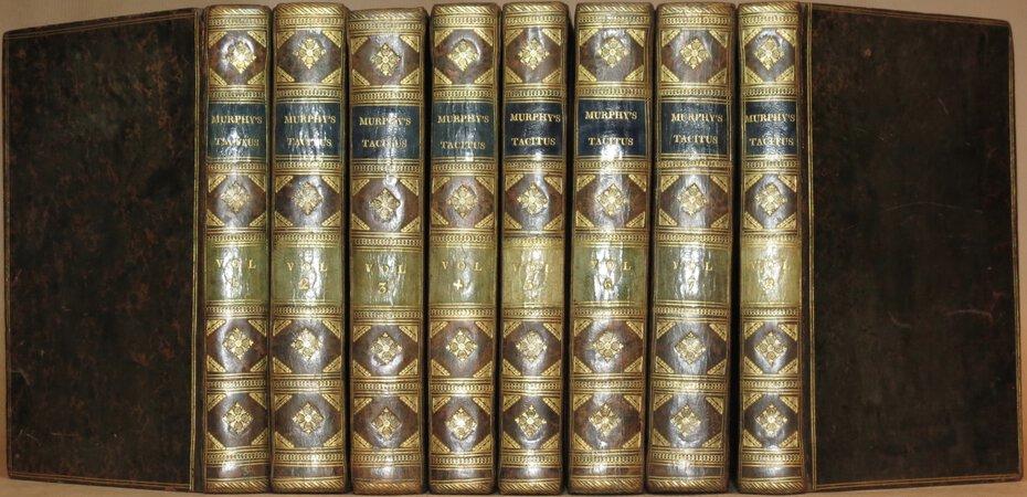 The Works of Cornelius Tacitus. by TACITUS, Cornelius