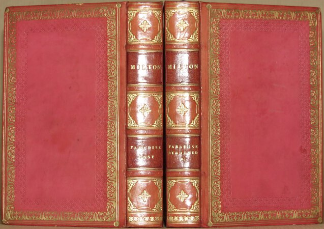 Paradise Lost. Paradise Regained. Samson Agonistes. Comus. Sonnets. Minor Poems etc.. by MILTON, John
