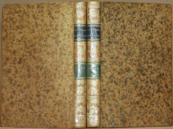 Les Voyages de Kang-Hi ou Nouvelles Lettres Chinoises. by LEVIS, M. de